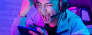 5G WILL CHANGE MOBILE GAMING FOREVER, BUT NOT YET