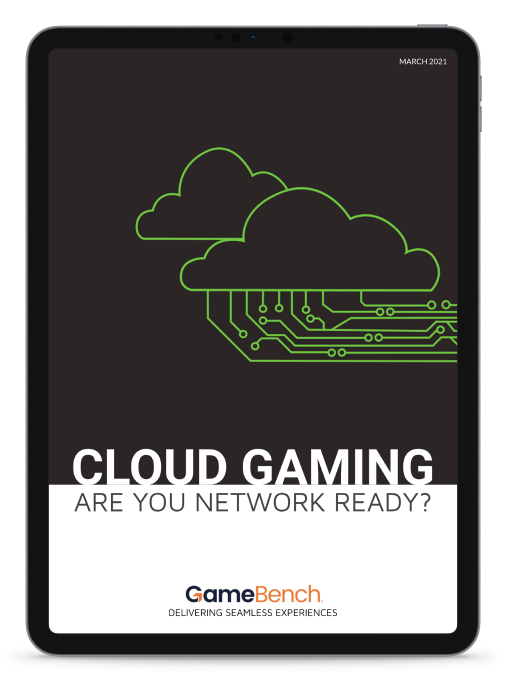 Cloud Gaming.<br />  Are you Network Ready?